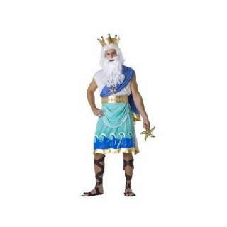 Adult Greek God Poseidon Costume: Everything Else