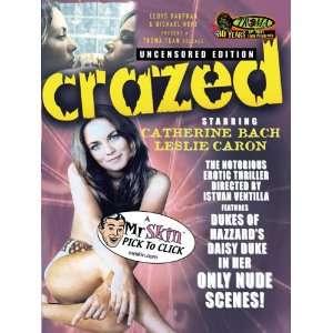 Crazed Leslie Caron, Ramon Bieri, Catherine Bach, Bruce