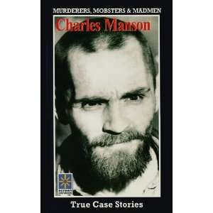 Crime Stories Charles Manson [VHS] Court TV Crime Stories Movies