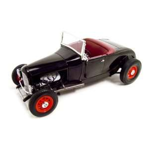 Ford Model A Roadster Highway 61 Black 118 Toys & Games