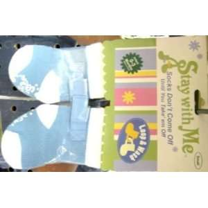 Stay With Me Small Socks Stripes (3 Pack) Health