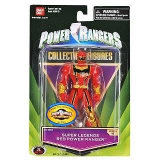 Power Rangers Super Legends Dragon Force Red Power Ranger