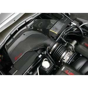 Hurricane Air Intake System  2005 2007 C6 LS2 Black Automotive