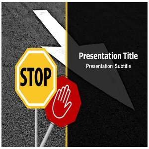 Rules Of The Road Powerpoint Templates   Rules Of The Road