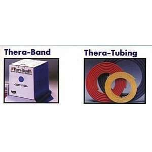 Resist A Band 100 Box Tubing Med (red)   High Quality   Cut off only