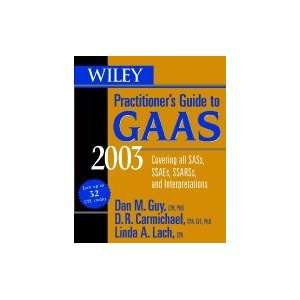 Wileys Practitioners Guide to GAAS (03) by Guy, Dan M