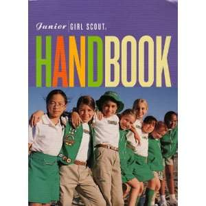 Junior Girl Scout Handbook (9780884416197) Girl Scouts Books