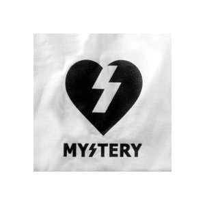 Mystery Heart Youth Skateboard T Shirt [Large] Black
