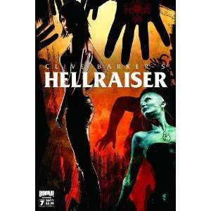 Hellraiser #7 Clive Barker and Christopher Monfette