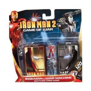 Iron Man 2 Game Of War  Toys & Games