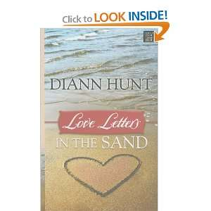 Love Letters in the Sand (Center Point Christian Romance (Large Print