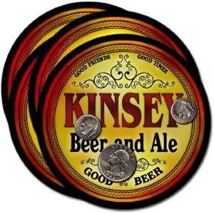 Kinsey , AL Beer & Ale Coasters   4pk: Everything Else