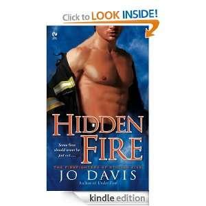 Hidden Fire: The Firefighters of Station Five: Jo Davis: