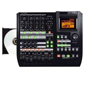 MR 8 HD/CD   8 Track Digital Multi track Recorder w/built in CD burner