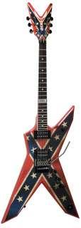 Dean Dimebag Dixie Rebel  Dean Electric Guitars at zZounds