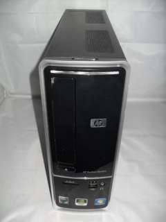 HP s5514y Desktop PC, AMD Athlon II x2, 2.8 GHz, 4GB Ram, 500 GB HDD