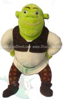 Cute Green Giant Plush Stuffed Shrek Figure Doll Toy   DinoDirect