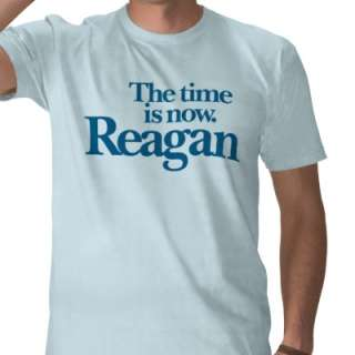 Ronald Reagan 1980 Campaign T shirts from Zazzle