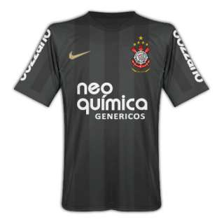 2010 11 Corinthians Away Nike Football Shirt   $107.17 : Football