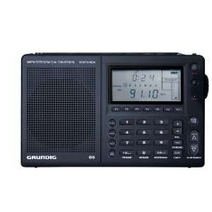 /FM/Shortwave Portable Radio with SSB (Single Side Band) Electronics
