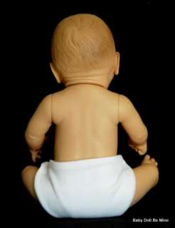 NIB Newborn Baby ♥ Real Boy ♥ Berjusa Design ♥ Made in Spain 21