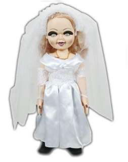 Collectible Figures / Bride of Chucky Tiffany Doll