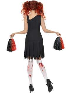 Zombie Cheerleader Costume  Jokers Masquerade
