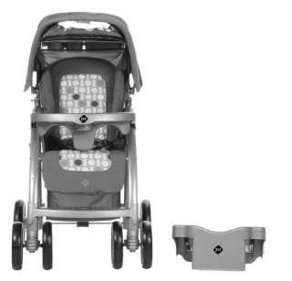 Safety 1st Saunter Baby Stroller & Car Seat Travel System   Links