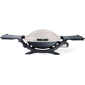 Weber Q 200 12,000 BTU Single Burner Gas Grill