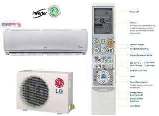 LG Ductless Mini Split Air Conditioner SEER 20 COOL/HEAT ENERGY STAR