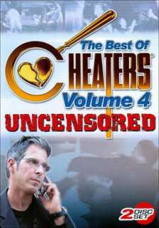 Best of Cheaters, Vol. 4 Uncensored (3 Discs).Opens in a new window