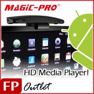 Magic Pro iGoGo TV Google Android OS Smart HD Media Player Set Top Box