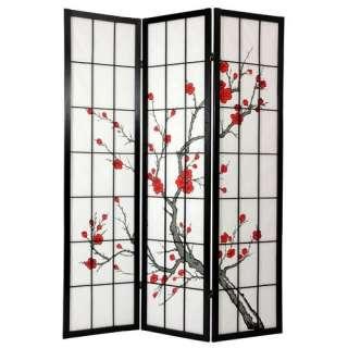 Oriental Furniture 72 Cherry Blossom Decorative Room