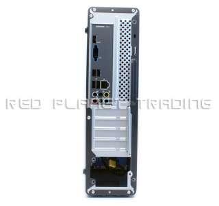 NEW Dell Inspiron 580s Slim Empty Case, Fan, Front USB / IO Panel