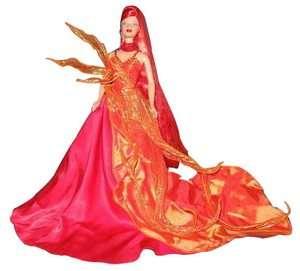 Dancing Fire 2000 Barbie Doll