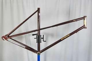 Motobecane Mirage Ladies Bicycle Bike Frame NEW New Old Stock 21 1983