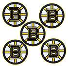 lot boston bruins nhl hockey sports patches crests 3
