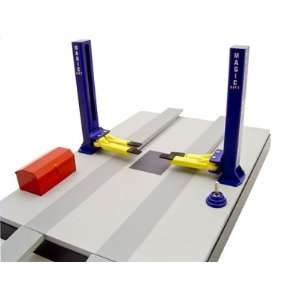 Battery Operated Car Lift For 1/24 Scale Cars Goes Up And