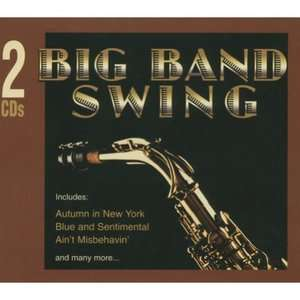 Big Band Swing (2CD) (Digi Pak), Various Artists   Swing