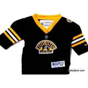 TODDLER Infant Baby Boston Bruins Replica Hockey Jersey
