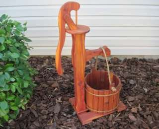 seller For years our customers have adored our hand pump planters