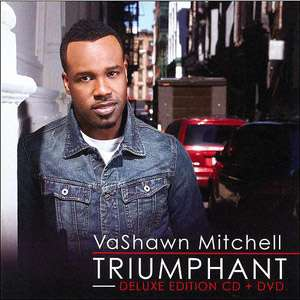 (Deluxe Edition) (CD/DVD), VaShawn Mitchell Christian / Gospel