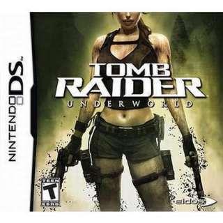 Tomb Raider Underworld (Nintendo DS).Opens in a new window