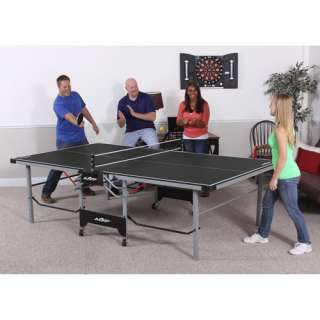 AMF Piston Max 2.0 2 Piece Table Tennis Table Game Room