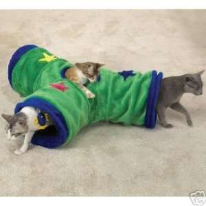 Meow Town Fishy Fun Kitty Cat Tunnel