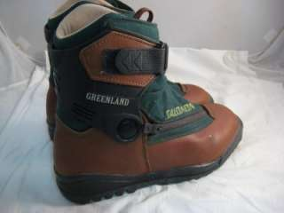 Greenland Cross Country Ski Boots X Country Touring Boots