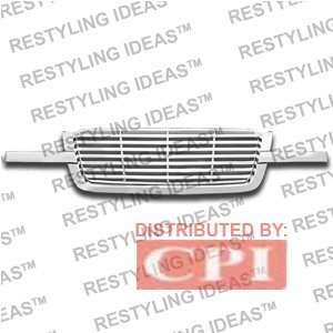 CHROME LOWER AIR DEFLECTOR ABS Grille Performance 2002,2003,2004,2005