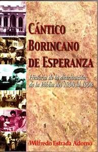 Estrada Adorno Historia de la Biblia En Puerto Rico