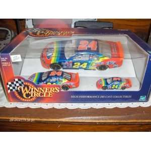 Car Set 1999 Winners Circle Diecast Car Collectable Toys & Games