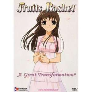 Fruits Basket Vol 1. A Great Transformation?